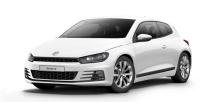 VW Scirocco Pure