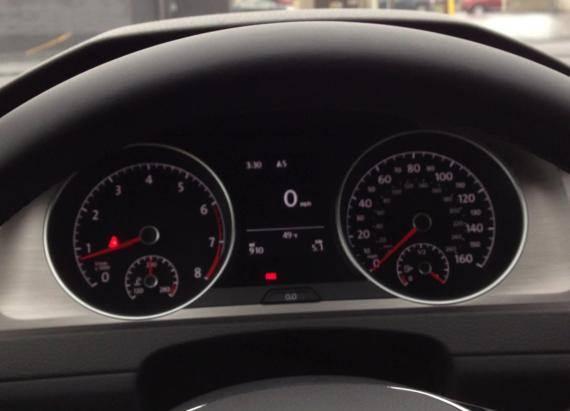 2015 Volkswagen Golf SportWagen Interior | Autoblog Short Cuts