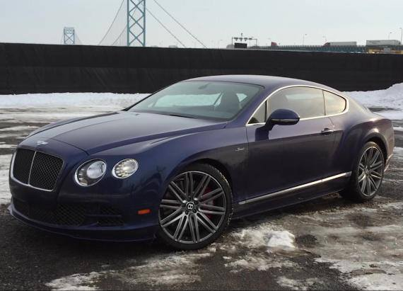 2015 Bentley Continental GT Speed | Daily Driver