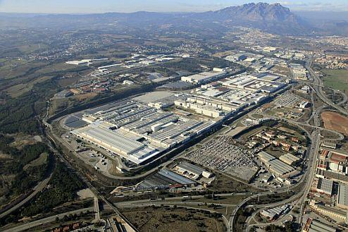 SEAT celebrates open house event in Martorell.