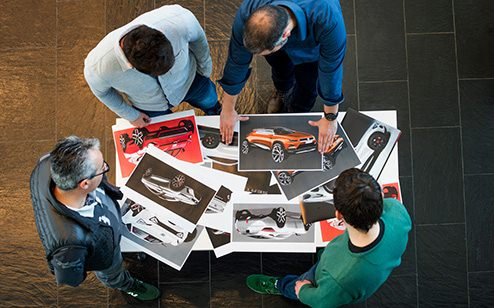 SEAT's Design team takes us through the stages in the creation of the 20V20 showcar.
